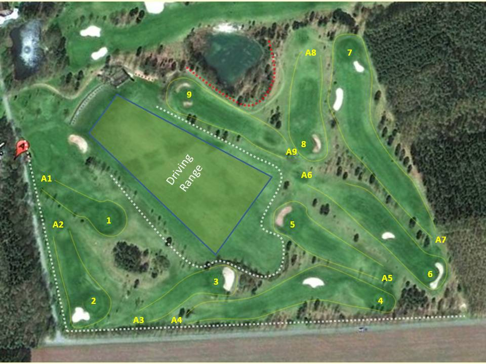 golfclub th lsfelder talsperre golfangebote f r jedermann. Black Bedroom Furniture Sets. Home Design Ideas