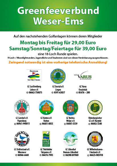 greenfeeverbund neu
